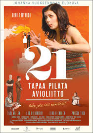 21 tapaa pilata avioliitto